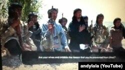"""Indoneziya yoshlarini """"Islomiy davlat"""" ga kirishga chorlovchi video"""