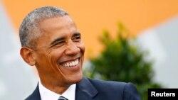 Tsohon Shugaban Kasar Amurka Barack Obama