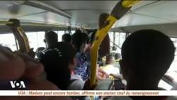 Le calvaire des transports en commun à Kinshasa