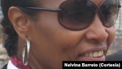Nelvina Barreto, activista guineense