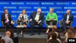Panel diskusija o budućnosti liberalnog svetskog pokreta u Institutu Brukings