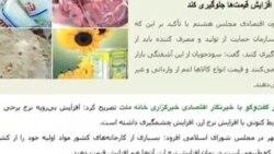 تبعات گرانی دلار بر سبد خانوار ایرانی