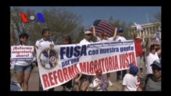 US Immigration Reform Facing Rocky Road (VOA On Assignment Aug. 9)