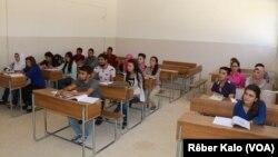 Xwendin li Bakur Û Rojavayê Sûriyê