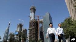 世界媒体看中国:眼下经济如何吃紧