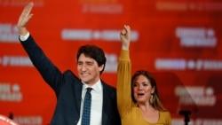 ကေနဒါေရြးေကာက္ပဲြ ၀န္ႀကီးခ်ဳပ္ Trudeau ျပန္အႏုိင္ရ