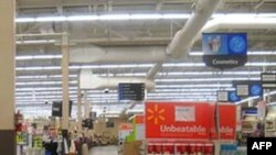 Doanh thu của Wal-Mart sụt giảm