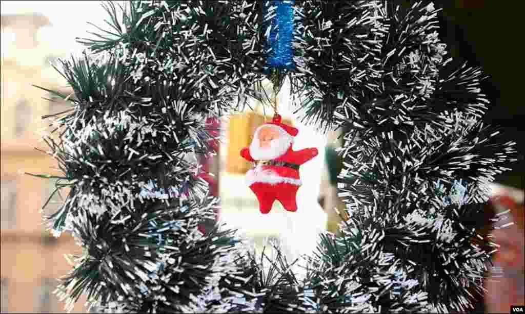 سانتاکلاز ، کرسمس کا سب سے اہم کردار