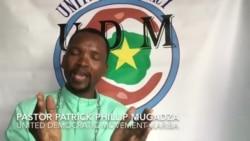 Pastor Patrick Phillip Mugadza - Candidate for Kariba Constituency