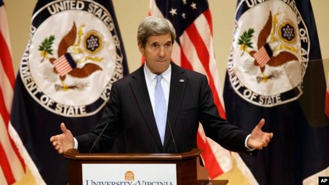 US Kerry