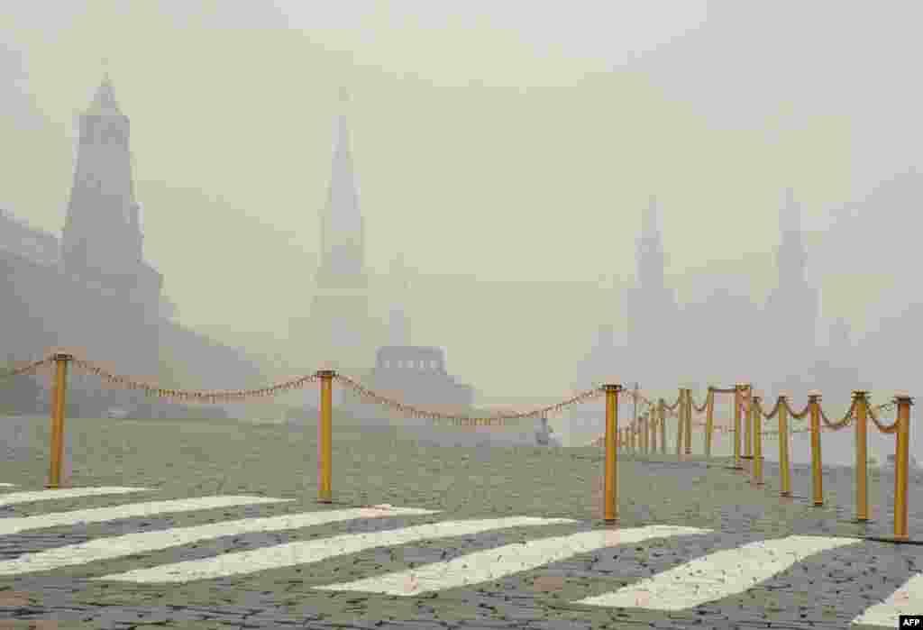Москва во мгле