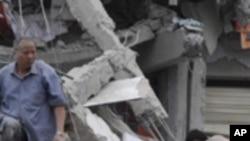 چین میں تباہ کن زلزلے میں 400 ہلاک