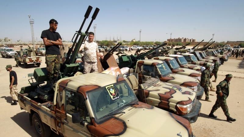 هێزەکانی ڕۆژهەڵاتی لیبیا ئاگربەستەکەی حکومەتەکەی تەڕابلس ڕەت دەکەنەوە