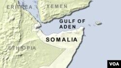 Pemerintahan transisi Somalia dibentuk di negara tetangga Kenya (tidak terlihat di peta) pada tahun 2004.