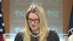VOA连线: 美国务院:关注中国新疆暴力事件