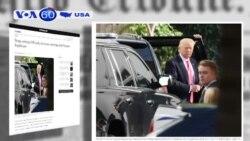 Donald Trump 'lời qua tiếng lại' với các Thượng nghị sĩ Cộng hòa (VOA60)
