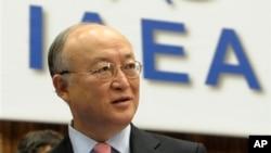 Dirjen IAEA Yukiya Amano menilai Iran, Korea Utara dan Suriah tidak sepenuhnya mau bekerjasama dengan IAEA (foto: dok).