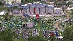 台湾天主教信徒盼望教宗访台