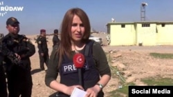 Mosul operasyonunda ölen gazeteci Şifa Gerdi