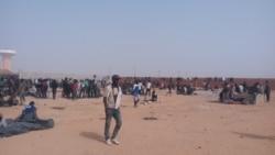 Plus de 300 demandeurs d'asile soudanais arrêtés par la police