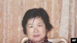 退休教师李家珍生前在上海