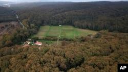 Šuma blizu Istanbula koju pretražuju turski istražitelji