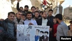 敘利亞反總統阿薩德的浪潮持續