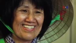 Cô Út Lúa - Người mang món ăn Việt ra thế giới