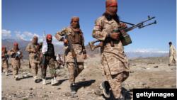 Боевики Талибана