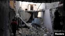 UN Says 93,000 Dead in Syria Conflict
