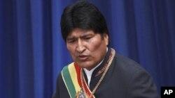Según Morales, el que tenía buenas relaciones con la embajada de Estados Unidos era admirado.