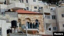 Một căn nhà do người Do Thái mua ở khu Silwan, đông Jerusalem.