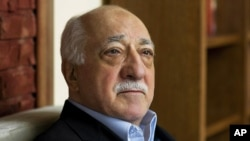 FILE - Turkish Islamic preacher Fethullah Gulen