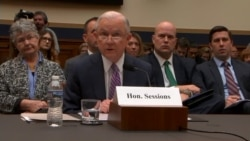 Sessions Denies Lying About Trump-Russia Links