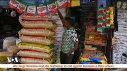 Prix exhorbitant du riz au Nigeria