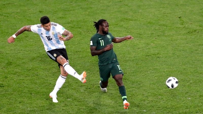 Argentina yaingia raundi ya pili, Nigeria nje – Habari 360