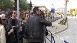 Maqedoni: Kërcënim ndaj gazetarit Borjan Jovanovski