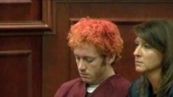 電影院槍擊案嫌疑人霍姆斯星期一再度出庭