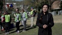 زندگی 360: ایک دن رضاکاروں کے ساتھ