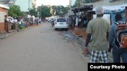 Mafalala, um subúrbio de Maputo