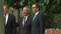 特朗普:美中首日談判談的非常好