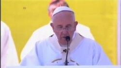 پاپ مسلمانان و مسیحیان بوسنی را به همزیستی تشویق می کند