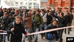 Москва. «День гнева»