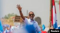 盧旺達總統卡加梅