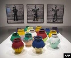 2012年华盛顿史密森博物院赫什霍恩博物馆艾未未艺术展作品