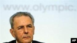Chủ tịch Ủy ban Olympic Quốc tế (IOC) Jacques Rogge