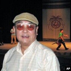 上海昆剧团老师刘异龙