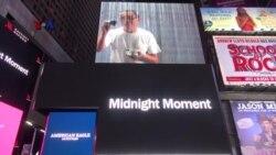 VOA Trending Topic: FX Harsono - Times Square NYC