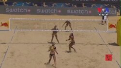 Volleyball Promotes Itself at Rio Olympics