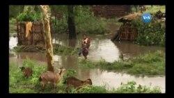 Moçambique, vítimas do ciclone pedem ajuda
